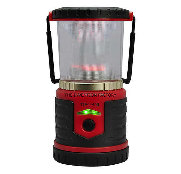 Rechargeable Long Lasting LED Lantern Very Bright! 400 Lumens