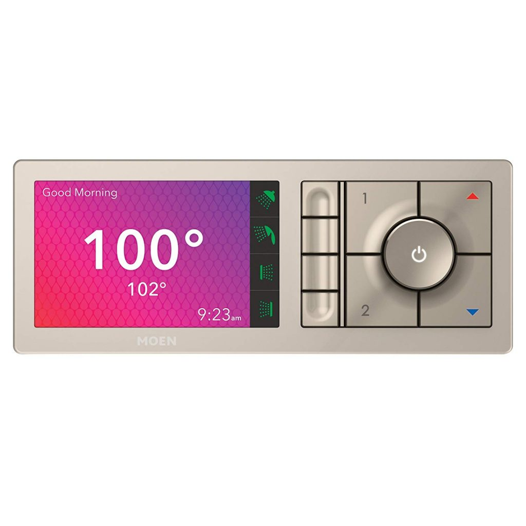 smart thermostat model TS3304TB the controller in Terra Beige